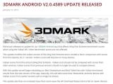 3DMark 안드로이버 버전 업데이트, 기기 호환성과 테스트 최적화
