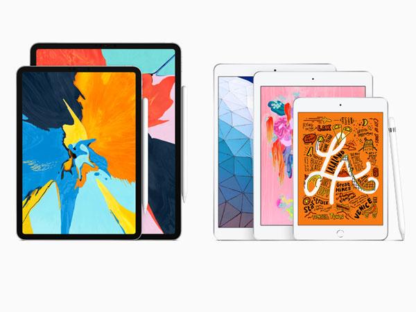 보급형 아이패드까지 생산성 확대, 애플 아이패드 에어3와 미니5 발표