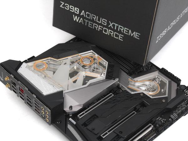 최고의 CPU를 위한 최고의 메인보드,기가바이트 Z390 AORUS Xtreme 워터포스 제이씨현
