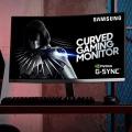 삼성전자, 지싱크 호환 커브드 게이밍 모니터 CRG5 국내 출시.. 가격은 43만원