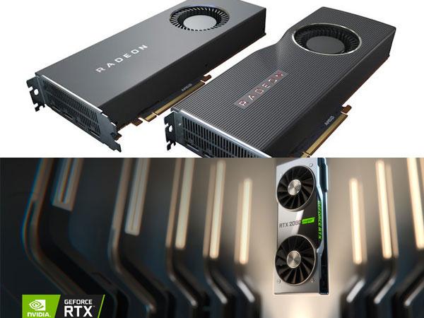 0.5세대 교체와 게임스컴 지난 하반기 VGA 선택, AMD와 엔비디아 중 내게 맞는쪽은?