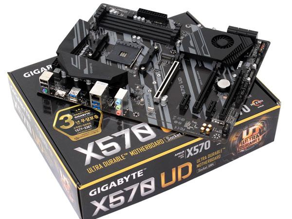 거품 빼고 실속형 X570 보드를 찾는다면, 기가바이트 X570 UD 울트라 듀러블 제이씨현