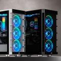커세어, iCUE 465X RGB 미들타워 스마트 케이스 출시