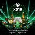 마이크로소프트, X019 런던 행사에서 Xbox 및 PC 게임 12개 발표 예정