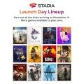구글 STADIA 게임 목록 공개, 최신작인 레드 데드 리뎀션 2도 지원