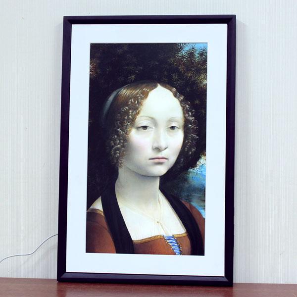 명화의 감동을 생생하게 전한다, 넷기어 뮤럴 디지털 캔버스 2
