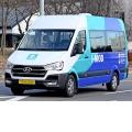 현대자동차, 인천시와 수요응답형 버스 I-MOD 시범 서비스 개시