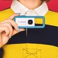 캐논, LCD 없애고 휴대성 강조한 초소형 디카 iNSPiC REC 발표