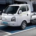 현대자동차, 도심 친환경 EV 트럭 포터II 일렉트릭 출시