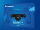 SIE, PS4 듀얼쇼크 4에 부착해 버튼 추가하는 액세서리 공개