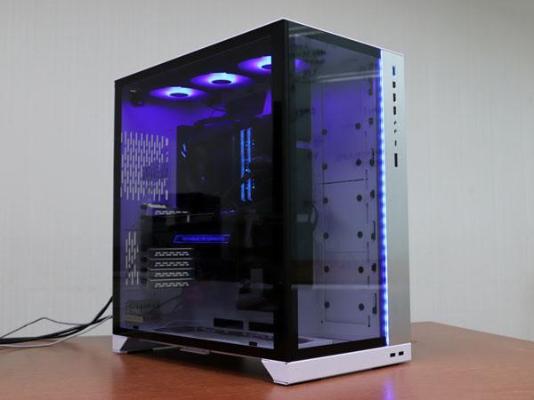 ROG 감성 가미된 럭셔리 케이스, 리안리 PC-O11 DYNAMIC XL ROG