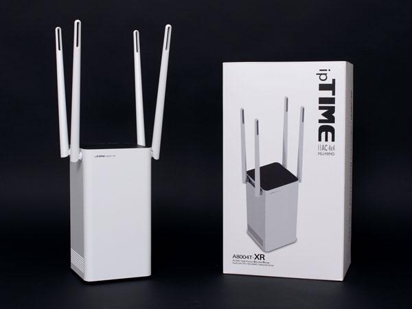 HW 업그레이드 및 이지메시 펌웨어 기본 탑재, ipTIME A8004T-XR