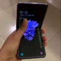 삼성 갤럭시 Z 플립, 실제 구동 영상 유출