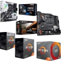 한창 잘나가는 AMD 라이젠, 어떤 메인보드와 조합하는게 좋을까?