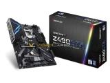 인텔 코멧 레이크용 바이오스타 Z490GTA 메인보드 이미지 유출