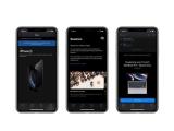 애플, 앱스토어 다크 모드 포함된 iOS 업데이트 공개