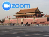 줌(ZOOM), 중국 천안문사태 기념행사 진행한 유료계정 정지