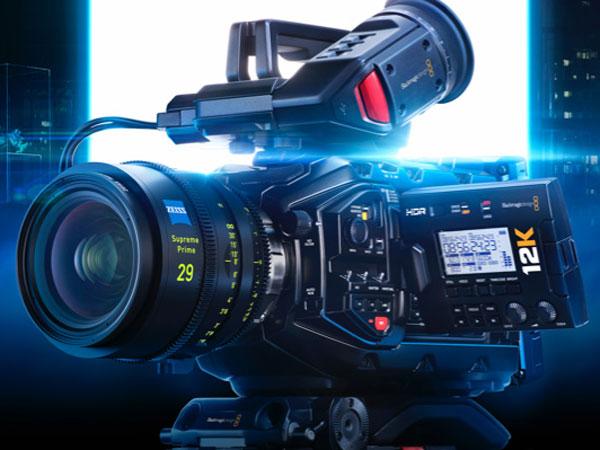 12K 동영상 촬영 지원, 블랙매직 URSA Mini Pro 12K 출시