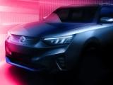 쌍용자동차, 준중형 SUV 전기차 'E100' 티저 이미지 공개.. 내년 상반기 출시 예정