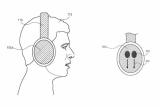 애플, 신형 헤드폰 에어팟 스튜디오 관련 터치 제스처 특허 등록