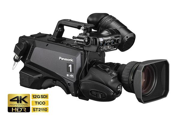 파나소닉, 4K 스튜디오 카메라 AK-UC3300S 발표