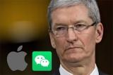 애플, 위챗 금지 시 아이폰 판매량 30프로 하락?