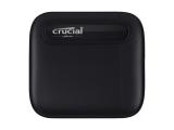마이크론, 크루셜 X6 휴대용 SSD 출시