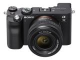 소니, 컴팩트 디자인 풀프레임 미러리스 카메라 A7C 발표
