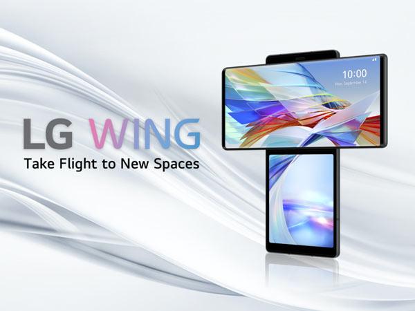LG전자 가로본능폰의 귀환, LG 윙(WING) 스펙과 특징은?