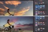 어도비 포토샵, 하늘 합성 필터 도구 공개