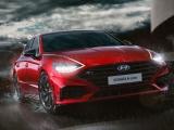 현대자동차, 중형급 세단에 스포티한 디자인 적용 '쏘나타 N 라인' 이미지 공개
