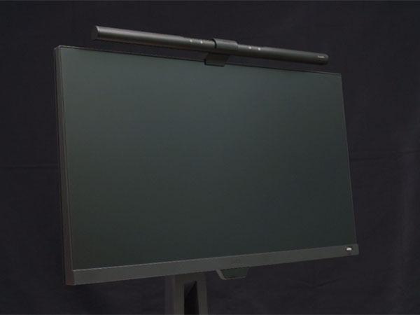 모니터와 함께 쓰는 시력보호 LED 조명, 벤큐 스크린바 아이케어 e리딩 램프