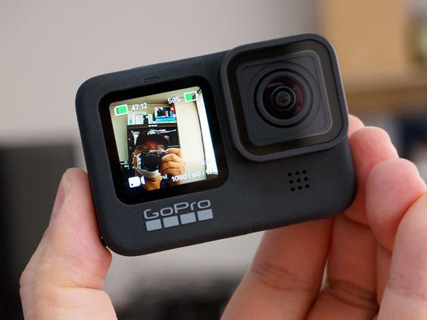 5K 촬영과 업그레이드 된 기능 탑재, 고프로 히어로9 블랙 써보니