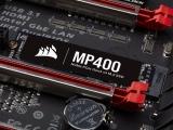커세어, 최대 8TB 용량 3D QLC M.2 SSD 'MP400' 시리즈 출시