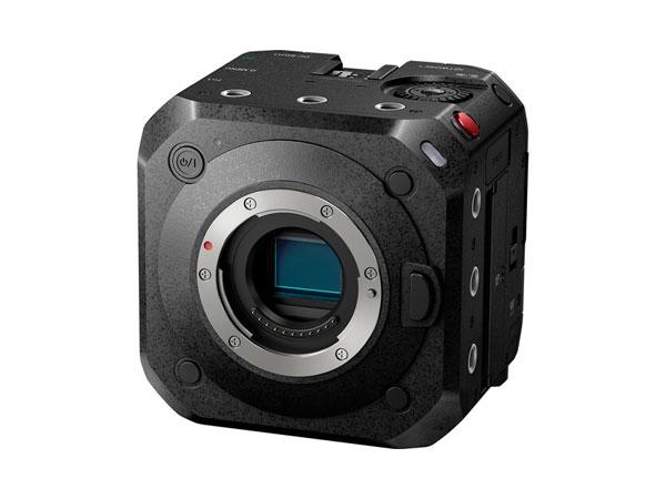 확장성 갖춘 박스형 카메라, 파나소닉 LUMIX BGH1 발표