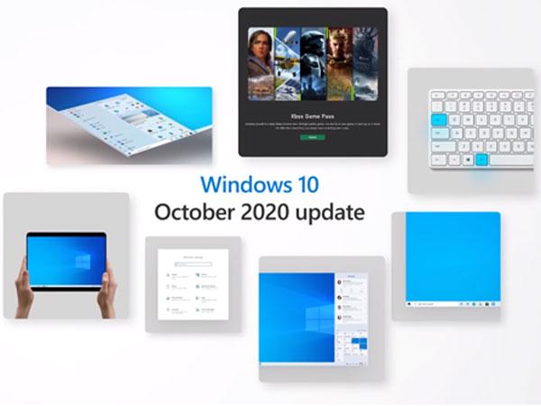 마이크로소프트 윈도우10 2020 10월 업데이트, Windows 10 20H2 특징은?