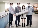 SKT, 통신안테나 플라스틱 재활용 성공