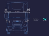 웨이모와 다임러 트럭, 완전 자율 주행 트럭 개발 협력