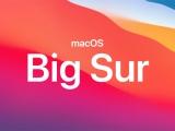 애플, macOS Big Sur 배포 시작.. 애플 M1 칩 탑재한 Mac 신제품 지원