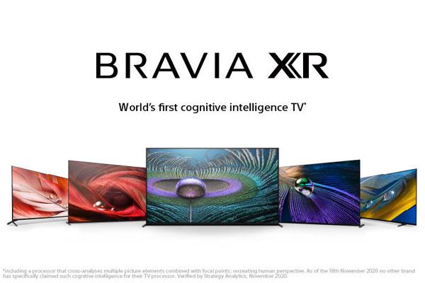 소니, 브라비아 XR 8K LED TV 발표