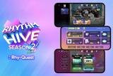 하이브, 레이블즈 리듬게임 Rhythm Hive 시즌 2 대규모 업데이트