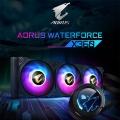 제이씨현, 기가바이트 CPU 수냉쿨러 AORUS 워터포스X 시리즈 출시