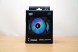 프랙탈 디자인의 깔끔한 쿨링팬, 프랙탈 디자인 아스펙트 12 RGB PWM
