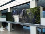 삼성전자, 마이크로 LED 기반 상업용 디스플레이 '더 월' 신제품 출시