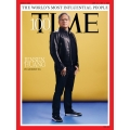 엔비디아 젠슨 황 CEO, 타임지 가장 영향력 있는 100인 선정