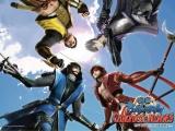 캡콤, PSP 게임 '전국바사라 크로니클 히어로즈' 7월 21일 발매