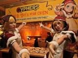 네오플 '사이퍼즈', 유저대상 일일카페 '청담동 엘리's 카페' 오픈