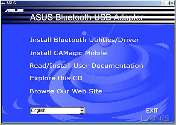Asus wl-btd201m bluetooth dongle