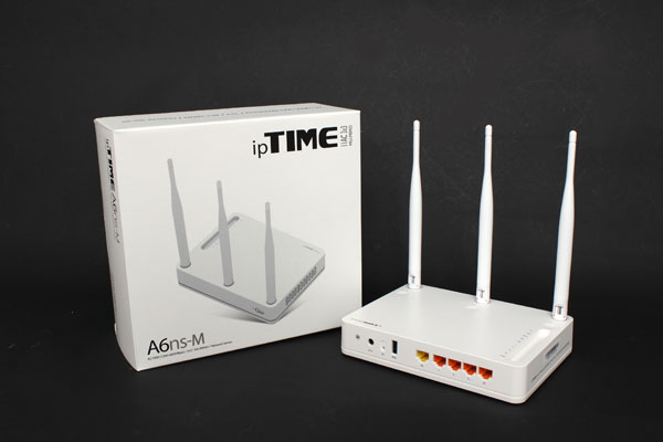 1300Mbps 5GHz 무선 속도 지원, Iptime A6ns-M